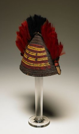 Warrior's ceremonial hat