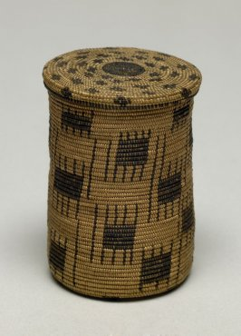 Lidded basket (kaibo)