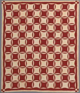 """Quilt: """"Robbing Peter to Pay Paul"""" pattern"""