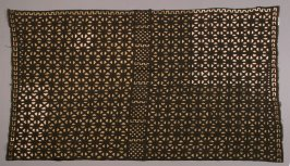 Woman's skirt panel (pagne)