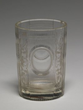 Water tumbler - used by President Polk's family