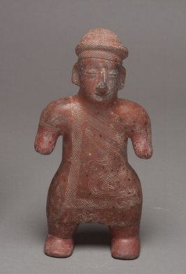 Female standing figure