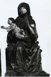 St. Anne with Christ Child