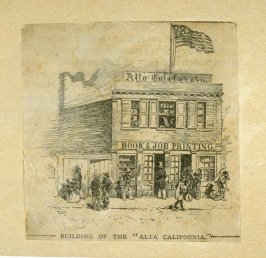 "Building of the ""Alta California"""