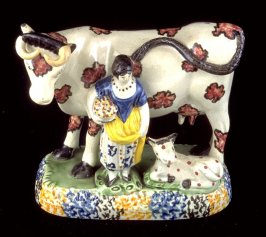 Statuette of cow