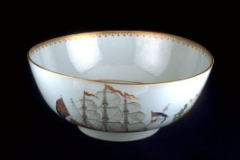 Shipwreck Punch bowl, The Haeslingfield