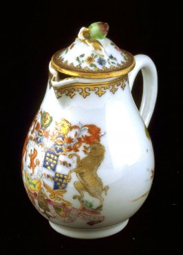 Jug and cover