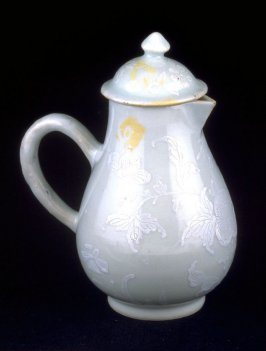 Covered jug (pendant to 1954.39 and 1954.40a-b)