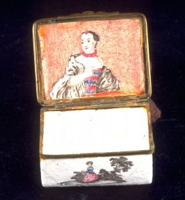 Double-lidded box