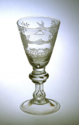 Baluster glass
