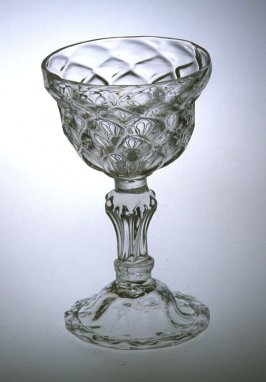 Champagne glass or sweetmeat dish
