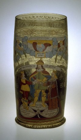Commemorative beaker (Humpen)