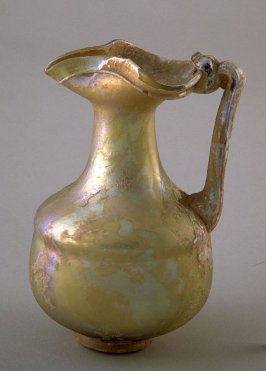 Jug with trefoil mouth