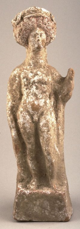 Standing Nude Male Figure