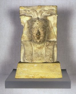 Sculptor's Model- Head of a King