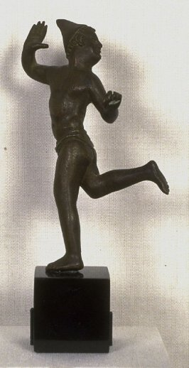 Figurine of a Running Man