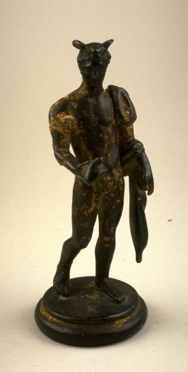 Statuette of Mercury