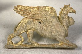 Griffin Relief Plaque