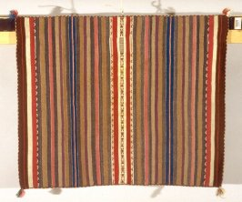 Coca or ceremonial cloth (incuña)