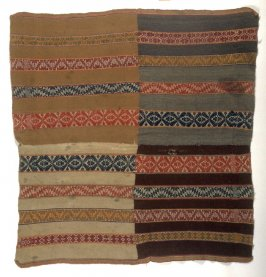 Ceremonial carrying cloth (t'iqulla)
