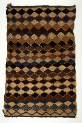 Saddle blanket (frazada)