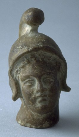 Head of a Man with Phrygian Cap