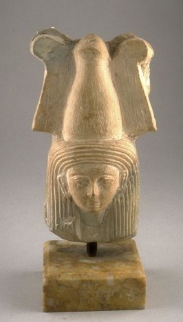 High relief figure of the god Ptah-Sokar-Osiris