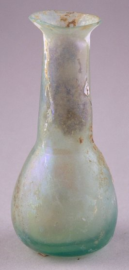 Tall necked bottle