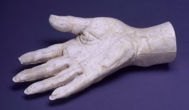 Hand of Victor Hugo, life cast