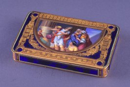 Rectangular Snuff Box