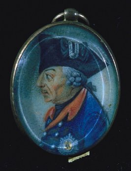 Portrait of Frederick the Great