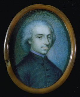 Miniature Portrait of a minister