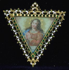 The Virgin (triangular shape)