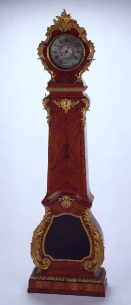 Long-case clock (regulateur)
