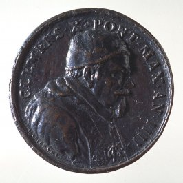 Pope Leo XIII medal