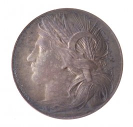 Medal commemorating the Universal Exposition of 1900