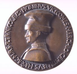 Medal of Nicolaus Picininus