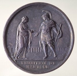 A L'Armee D'Italie Victorieuse medal
