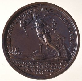 Peace of Luneville medal