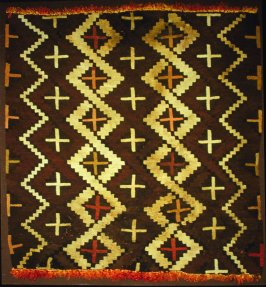 Fragment of a tunic (unku)