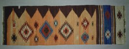 Section of a kilim