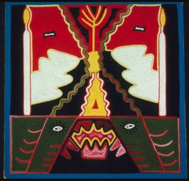 A Peyote Vision of Our Grandfather Fire