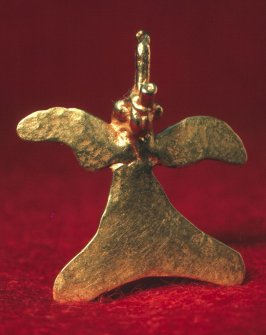 Pre-Columbian Ornament Pendant bird/bat