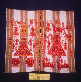 Head cloth or carrying cloth (tzute)