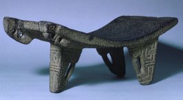 Metate or stool