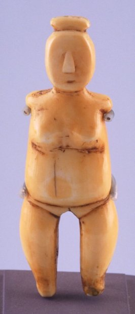 Eskimo female figure (without arms)