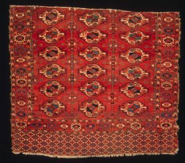 Fragment of a rug