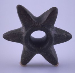 Star-shaped club head