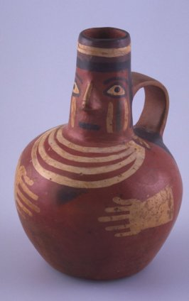 Effigy jar