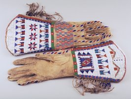 Pair of chief's gauntlets